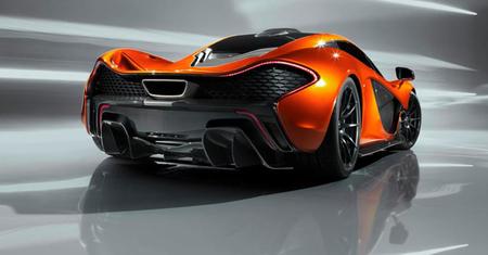 McLaren P1, por fin al descubierto y rumbo a París