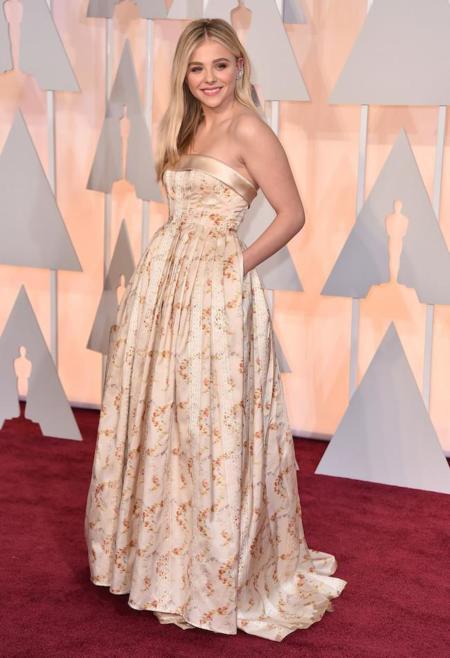 Chloe Moretz Oscar 2015
