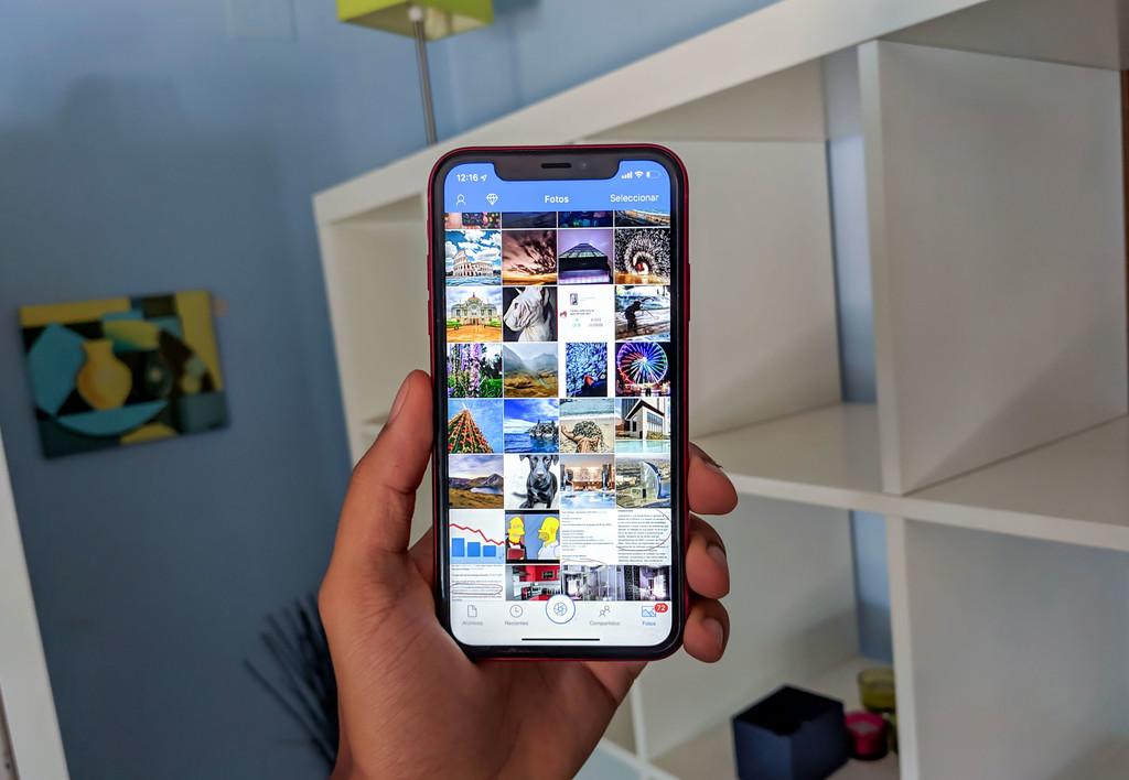 Microsoft actualiza OneDrive en Android: llegan mejoras en el diseño(layout) para simplificar las búsquedas de contenido