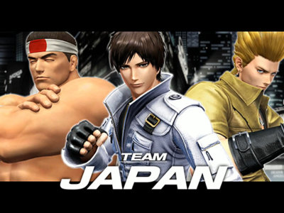 Nuevo tráiler de The King of Fighters XIV dedicado al Japan Team