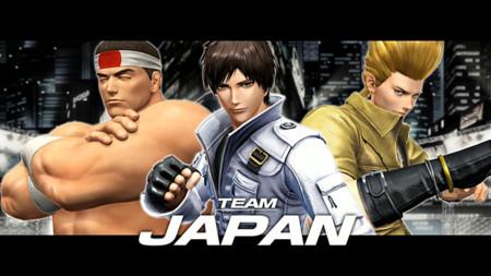 Nuevo tráiler de The King of Fighters XIV dedicado al Japan Team