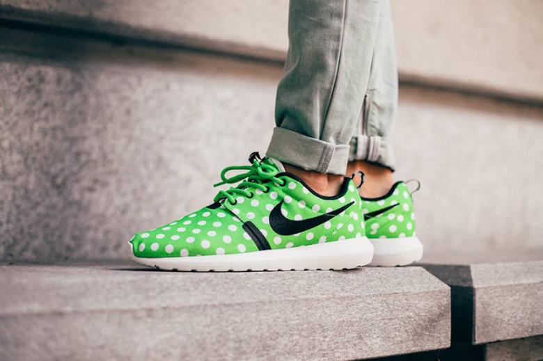 Foto de Dots Roshe Run de Nike (3/4)