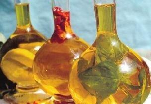 Los aceites aromáticos dulces