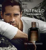 Colin Farrell para el nuevo perfume de Dolce & Gabbana: Intenso
