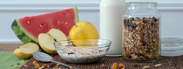 Cómo hacer granola sin horno, la receta más sencilla que nos ahorra tiempo y energía