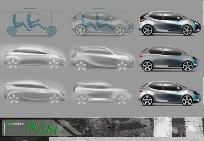 Foto de BioMotion ALUX Concept: Un nuevo auto mexicano en camino (3/6)