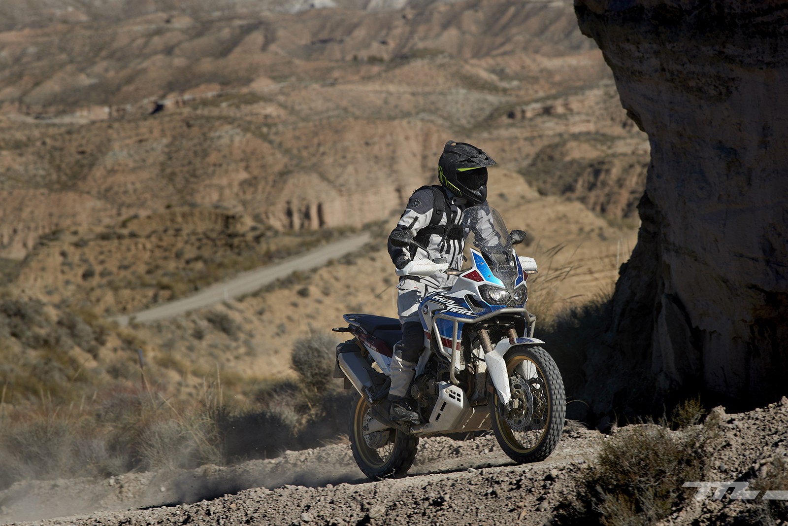 Foto de Honda CRF1000L Africa Twin Adventure Sports 2018, prueba (39/40)