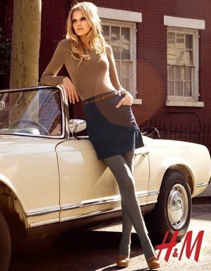 H&M Colección Otoño-Invierno 2011/2012: Un paseo por el Upper East Side