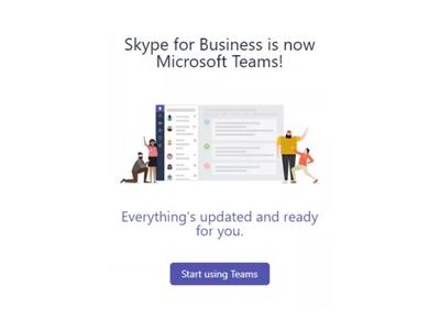Adiós a Skype for Business, será reemplazado por Microsoft Teams