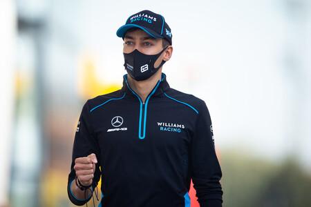 Oficial: Mercedes elige a Russell como sustituto de Hamilton en Sakhir