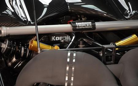 Koenigsegg Agera Triplex Suspension