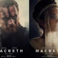 'Macbeth', carteles de la adaptación con Michael Fassbender y Marion Cotillard