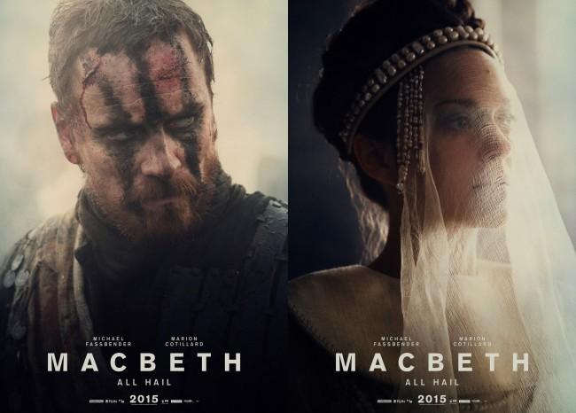 Michael Fassbender y Marion Cotillard en Macbeth