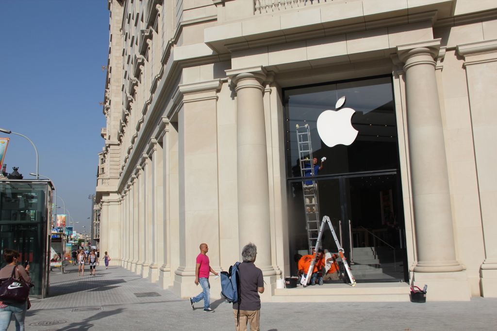 Foto de Apple Store Passeig de Gracia (3/50)