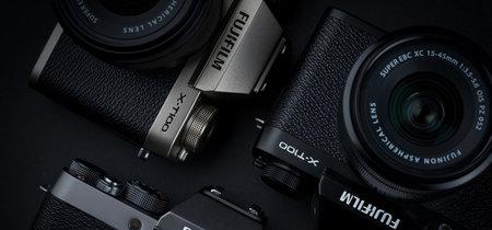 Fujifilm X-T100, Olympus E-M10 Mark-II, Canon EOS 2000D y más cámaras, objetivos y accesorios en oferta: llega Cazando Gangas