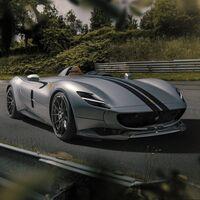 Novitec se atreve con los bellos y exclusivos Ferrari Monza llevándolos hasta los 844 CV y 780 Nm