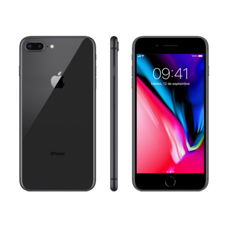 Iphone 8 Plus Space Gray 3