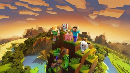 La versión para PS4 de Minecraft habilitará esta semana el cross-play con el resto de plataformas