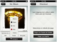 Instagrafic, creando libros con tus fotos de Instagram desde tu iPhone