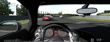 ¿Cómo serán los juegos de coches dentro de un par de años?