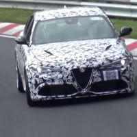 Así suena el Alfa Romeo Giulia cuando se deja los neumáticos sobre el asfalto de Nürburgring