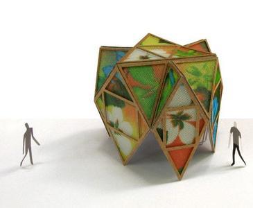 Exposición Architecture Beyond Now en el Palacio de Cibeles