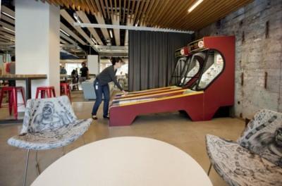 Microsoft quiere que sus oficinas molen tanto como las de Google
