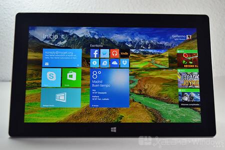Microsoft Surface 2, análisis