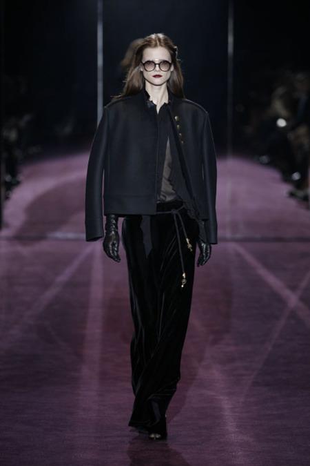 Gucci chaqueta oversize