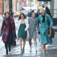 Los 10 mejores looks de Sexo en Nueva York