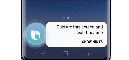 Bixby está de vuelta: el potente asistente por voz llega a los Galaxy S8