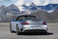 Porsche 911 Turbo Cabriolet y Porsche 911 Turbo S Cabriolet 2013