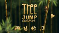 Tree Jump Adventure, un jumper infinito con excelentes gráficos hecho por una sola persona