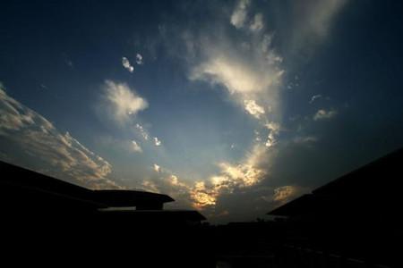 Las nubes visitarán el GP de China