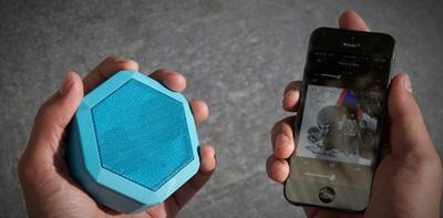 Boombot Rex, el altavoz ultraportátil compatible con Siri