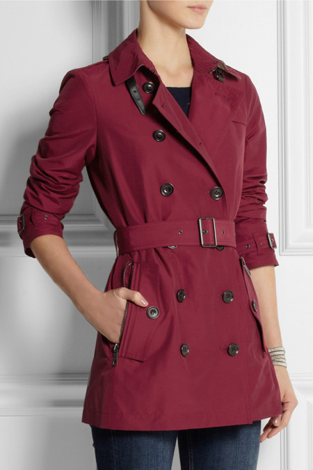 Burberry Brit trench