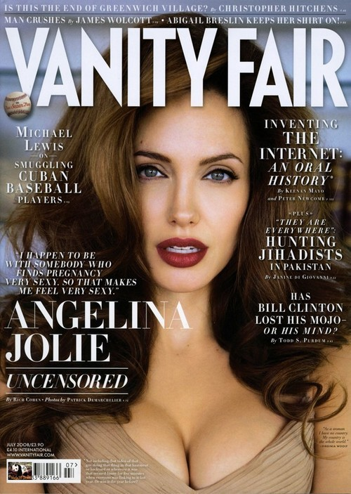 Foto de La sesión completa de Angelina Jolie para Vainity Fair (1/11)