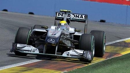 GP de Europa 2010: ¿Qué está pasando con Mercedes?