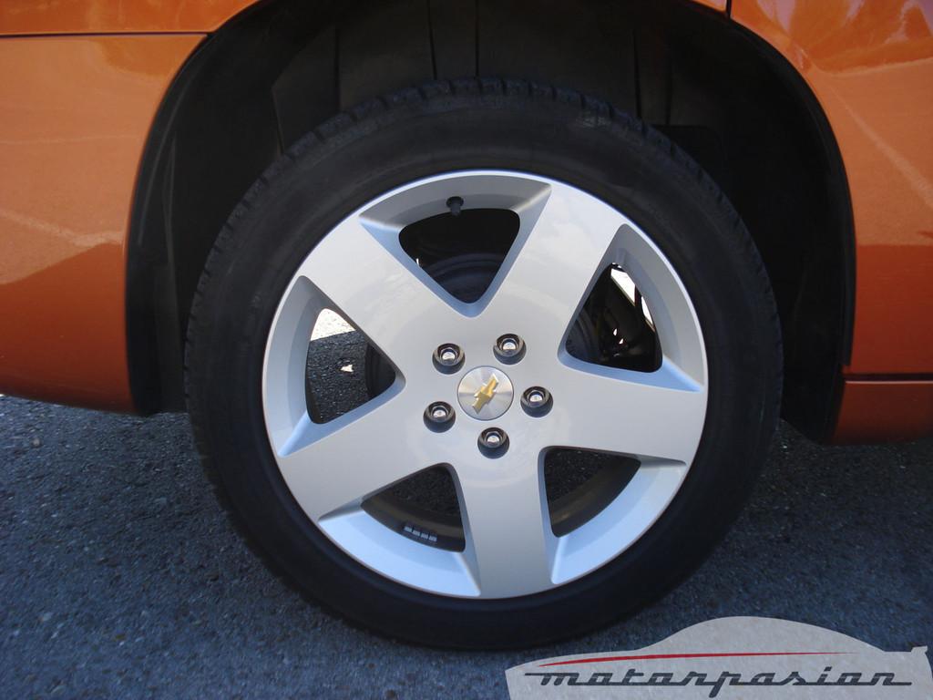 Foto de Chevrolet HHR (prueba) (9/44)
