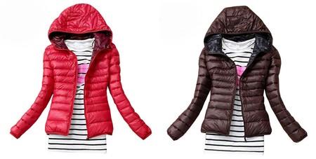 Chaqueta con capucha por sólo 9,74€ y envío gratuito en eBay  ¡Disponible en varios colores!