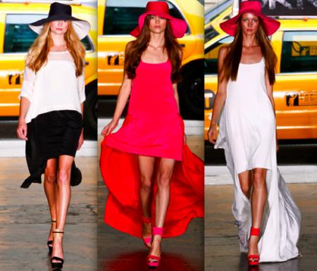 Asimétricas DKNY