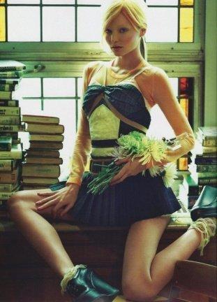 Miranda Kerr. Nueva campaña para Jil Sander y boda secreta