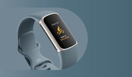 Fitbit lanza su nueva pulsera inteligente: Fitbit Charge 5 con pantalla en color y electrocardiograma por primera vez en una pulsera