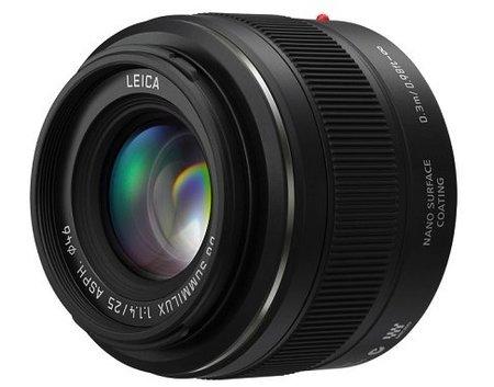 Leica 25 mm f/1.4 Micro cuatro tercios