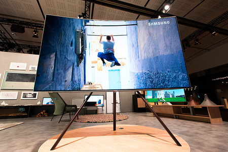 Samsung Qled Pantalla Ba