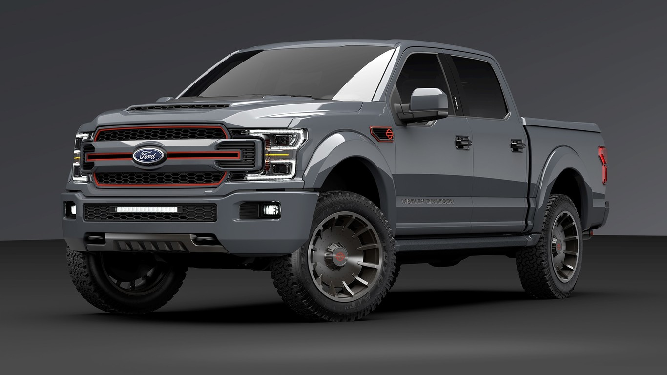 2020 Ford Lobo Pictures