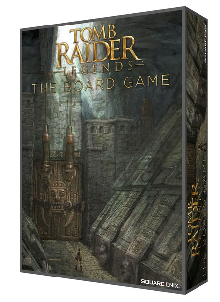Tomb Raider Legends The Board Game 02