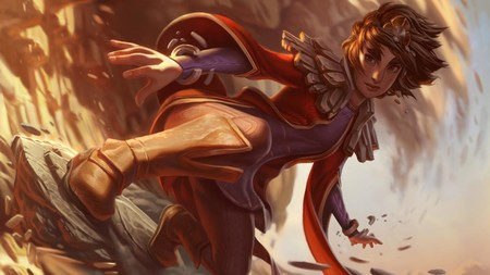 Taliyah Jungla: un único parche le basta para dominar League of Legends