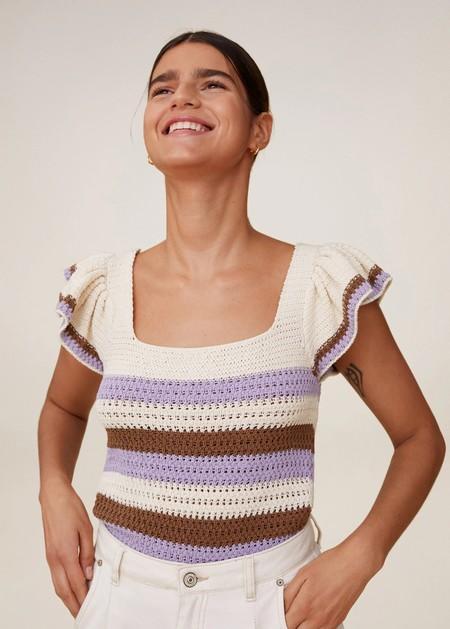 Tops De Crochet
