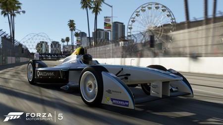 La Fórmula E llega a Forza Motorsport 5